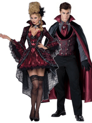 high end halloween costumes for couples